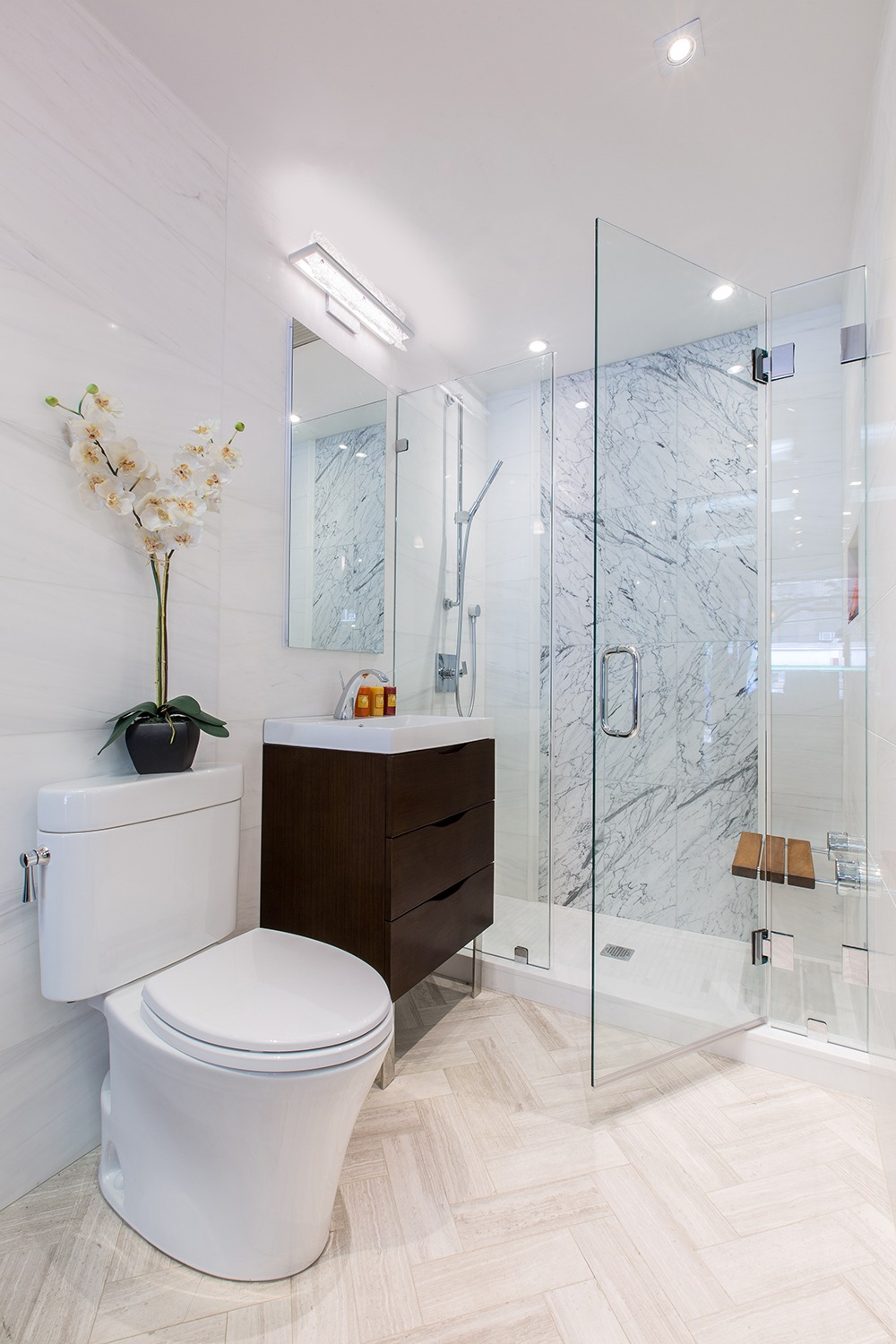 Showroom Bathroom - Berceli Interior Remodeling, New York
